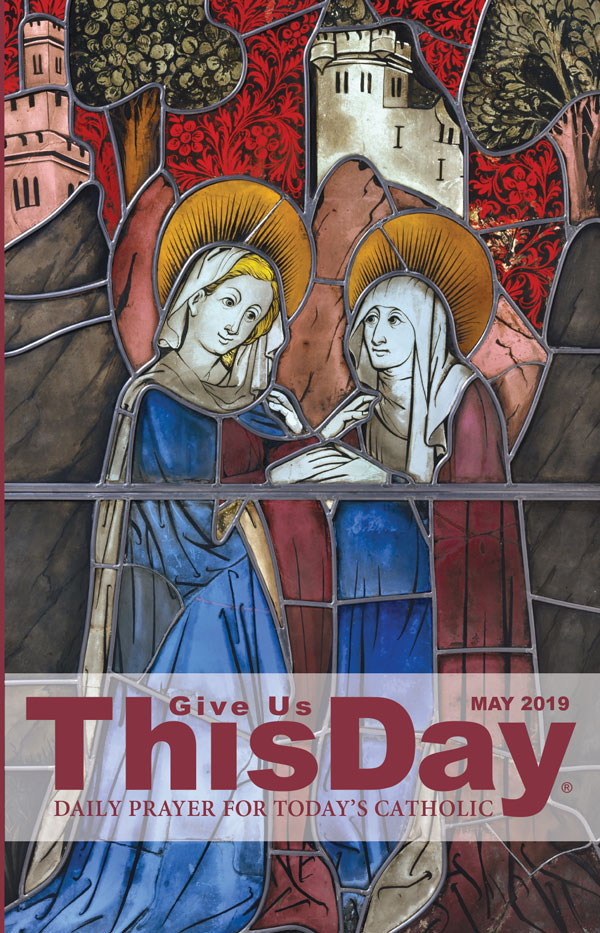 Image for Cover of May 2019 Issue of Give Us This Day