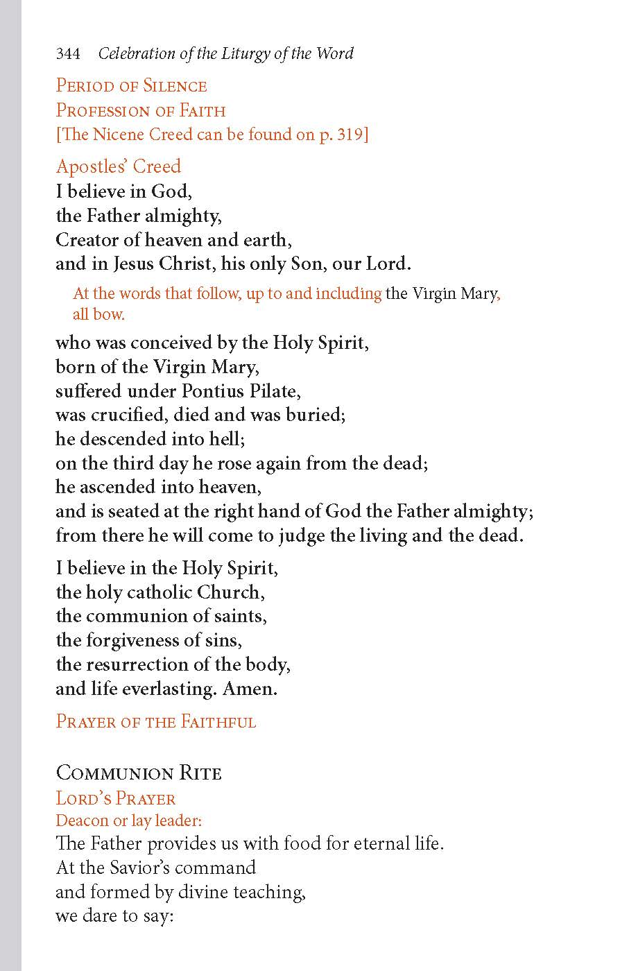 Give Us This Day Daily Prayer for Todays Catholic
